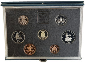 Royal Mint Proof Set