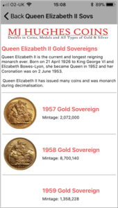 MJH Sovs Guide Monarchs Page